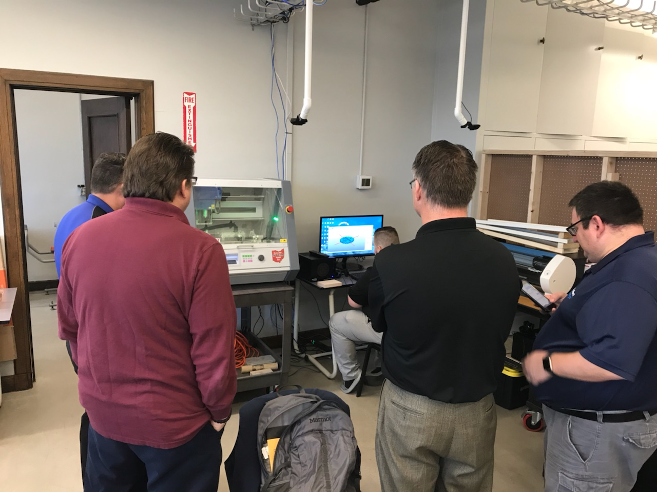 maker space pd
