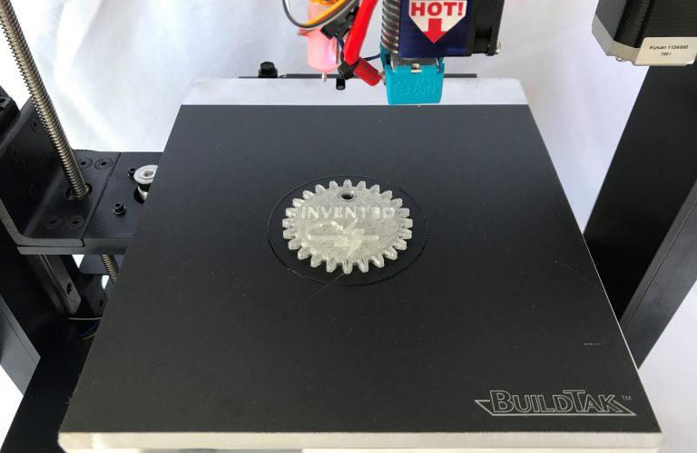 INVENT3D printer 3